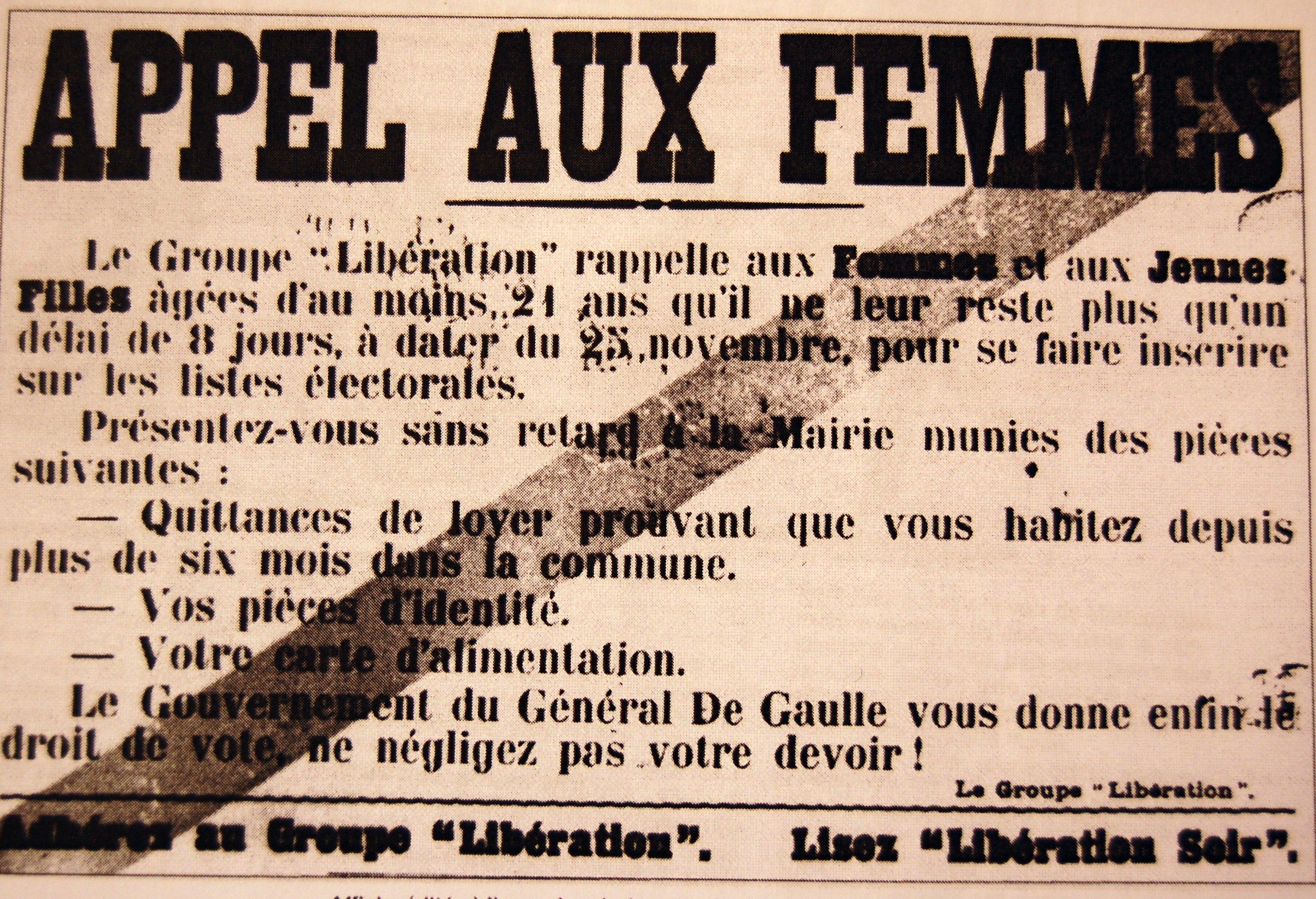 Votefemmes1945